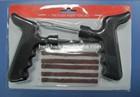 Tire plug insert tool / tire repair tool kit
