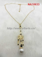 Hot new products for Alibabapure silver necklace