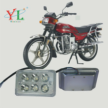 Good quality led motorcycle headlight/ motorcycle headlight fairing