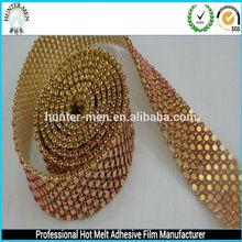 0.15mm Thickness PO/EAA Hot Melt Adhesives Film for Aluminum diamond net