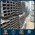 4 pulgadas hueco secciones api 5l formado en caliente soldados leve restos explosivos de guerra tubos de acero rectangulares