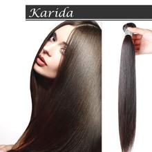 High quality human hair extension 6a best care kbl peruvian hair