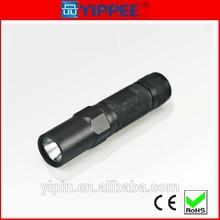 1 x AAA or 10440 Super Mini LED Flashlight