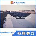 Dam forro geomembrana de pead plástico
