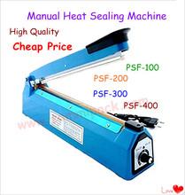 Sealing Machine Type manual hand impulse heat sealer for plastiv bag