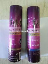 Wholesale wedding supplies confetti tubes