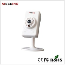 Pan Tilt Zoom technology Wi Fi support P2P CCTV system Wireless Camera