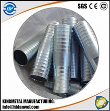 BSPT Threads Carbon Steel Pipe Hose Nipple Alibaba Express Hot Sale