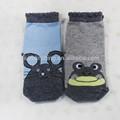 Souris de dessin animé et grenouille chaussettes Customed chaussettes