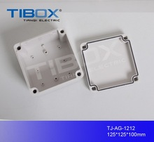 IP66 Protection Level and Control Box Type plastic boxes electronics meter box