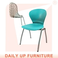 School Chair With Tablet Arm Plastic Chairs Sale Alibaba Singapore China Wholesale Price with Free Shipment (50 chairs)to France