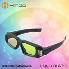 new dlp 3d glasses for benq/acer/optoma/vivitek projector use