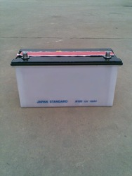 HI complete Auto battery N100 12v 100AH dry charged battery car battery