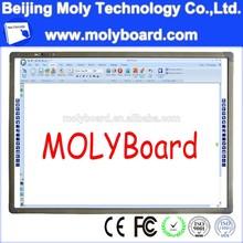 Teaching equipments iwb white board supplies factory