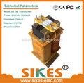 Sikes transformador trifásico transformador 440 v 220 v