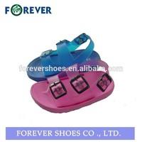 Popular EVA kid sandal ,children sandal shoes 2015