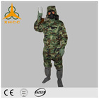 used fission protective clothing (biochemical suit )