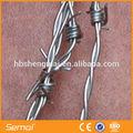 Grillage de fer barbelé prix/longueur du fil barbelé par rouleau/barbelé tatouage( made in china)