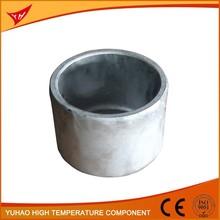 Manufacturer sintered molybdenum crucible for aluminum