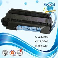 Compatible Toner Cartridge Use crg106 306 706 FX11 Printer Black Toner with Good Quality