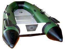 4 person aluminium floor boat, aluminium rib boat