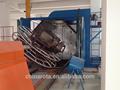 produto de rotomoldagem de plástico da máquina de fusão de plástico pebdl máquina de moldagem rotacional