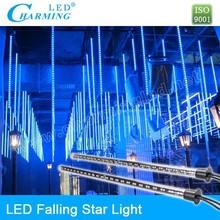 3D led meteor light rain shower holiday led lighting waterproof