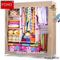 Grande capacidade de tecido barato armários grande roupeiro armário móveis ( FH-CS0505 )