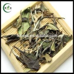 White Peony Tea Root Extract,Natural Slim Detox Tea,Dark Green Shou Mei White Tea
