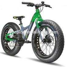 Aluminum alloy snow bike / fat tire 24 26