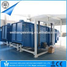 de-icing salt phosphate linear gyratory vibrating screener sieve machine