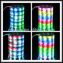 indoor decoration led tree lighting Led RGB 5050 ribbon flex light 20m long
