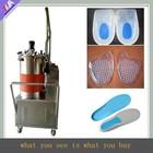 Full automatic PU shoes sole injecting machine,PU shoes sole making machine,shoe sole injection molding machine