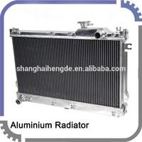 high performance aluminum auto radiator for MAZDA MIATA 90-97 MANUAL MAZDA MX5 90-97