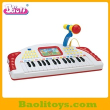 Multi-function Electronic Organ keyboard