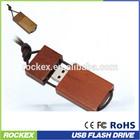 High quality free sample low price wholesale engraving logo wood usb flash drive MX2204