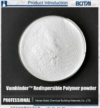tile adhesion and binder redispersible polymer powder