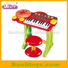Clave de múltiples funciones del catoon del teclado del órgano electrónico