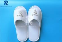 white tower open toe slipper nice design
