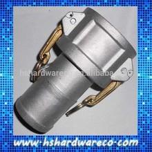 Aluminum Fluid Handling Equipment cam & groove coupling
