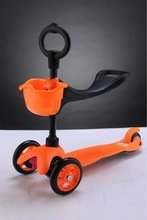 Patent product kids kick scooter, folding scooter, scooter bearings