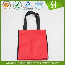 Promotional non woven recycle shopping bag