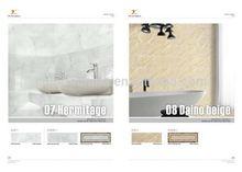 Top grade latest tile decoration ceramic