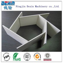 Different applications PVC cover plastic sheet/pvc sheet white