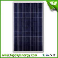 250w solar module solar panel with TUV IEC MCS certificate, 250w solar modules pv panel