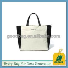 wholesale big plain tote cotton canvas bags,China supplier