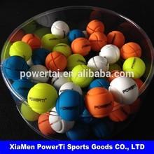 Globular tennis vibration Shock absorber racket custom tennis dampener