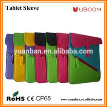 Shockproof tablet pc case/ felt laptop bag sleeve with exclusive design