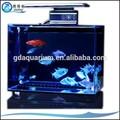 Jc-001 mini aquário acrílico com espelho