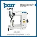 Dt-9920 двойная игла post- кровать швейная машина с роликом швейная машина верха обуви